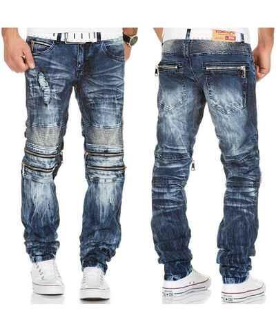 Prošívané pánské kalhoty  bb4358b312