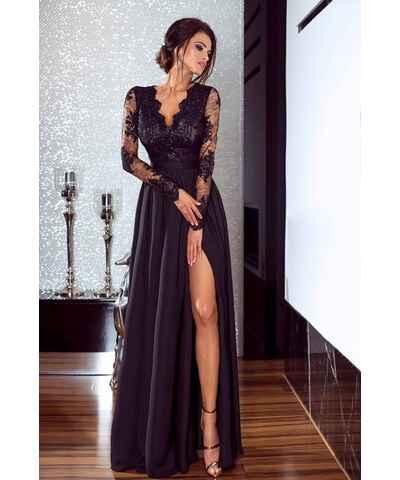 Šaty s dlouhým rukávem  0a70afeb625