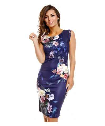 01270d7a07b4 Modré dámské oblečení z obchodu Alltex-Fashion.cz