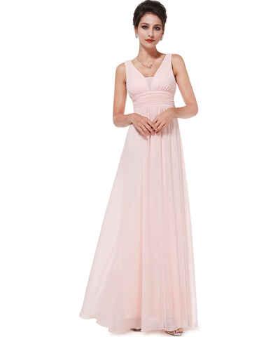 c8a4ed1c6941 Růžové šaty do tanečních