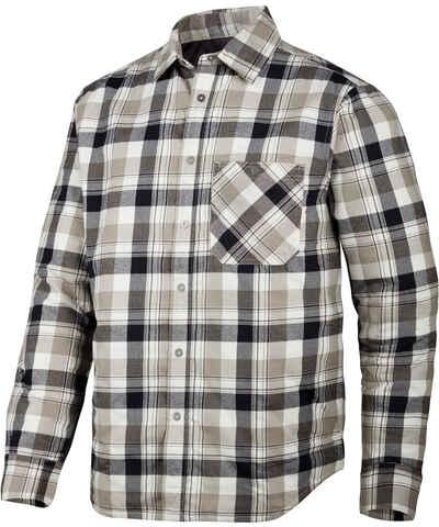 Snickers Workwear zimní kostkované pánské košile - Glami.cz 565f807b61