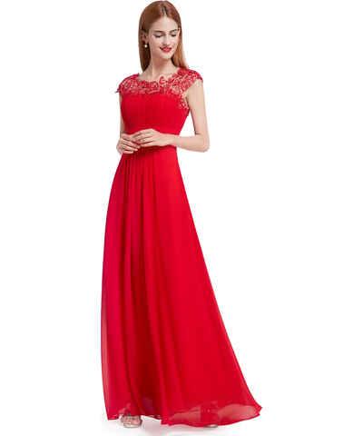 b13016796d1 Červené šaty z obchodu Trendy-Obleceni.cz - Glami.cz