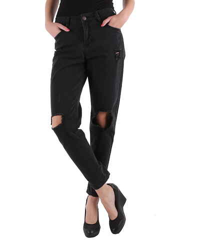 Roztrhané dámské kalhoty  7fa7344c5c