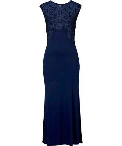 Modré dámské oblečení a obuv  ba9a950f75
