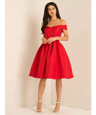 7eb85406104 Červené svatební šaty z obchodu BlankaStraka.cz - Glami.cz