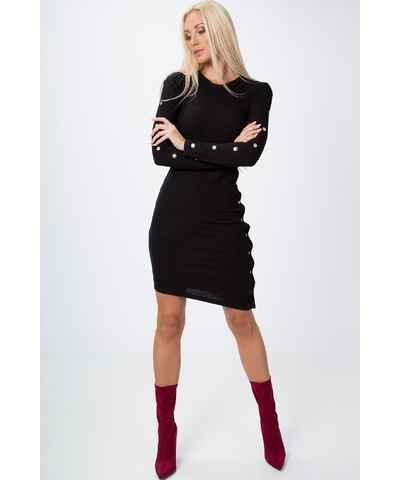 Malé černé šaty z obchodu Amando.cz - Glami.cz 4e4af96e1a