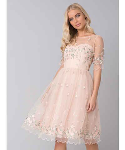 Květované šaty s krajkou elegantních značek - Glami.cz cf95f3213ff