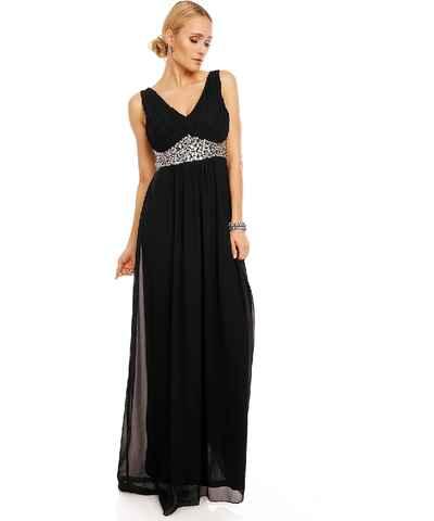 CHARM S Paris černé šaty - Glami.cz fc6e9ac95b