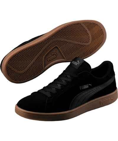 Puma černé semišové pánské boty - Glami.cz b4483c2cfc