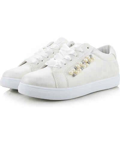 Béžová nízké dámské boty - Glami.cz add0d97fa5