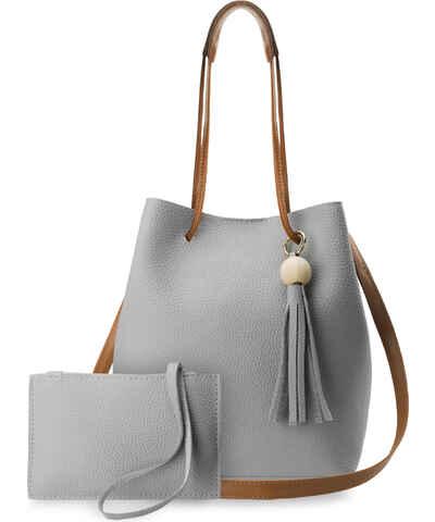 Malé kabelky s třásněmi  015901437c