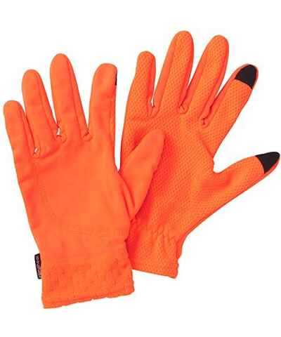 Oranžové rukavice - Glami.cz 68547ed417