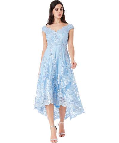 Tmavě modré zlevněné šaty s krajkou - Glami.cz 02b0ecdfe24