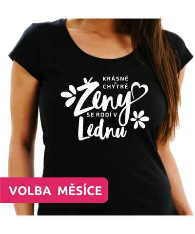 3512c6d1adcd Jednobarevné dámská trička s nápisem - Glami.cz