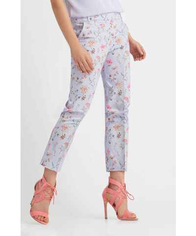 Fialové květované dámské oblečení - Glami.cz f92f42e4b3