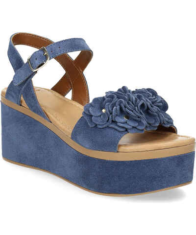ade1b2a6d760 Modré Dámske sandále z obchodu Bata.sk