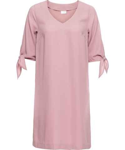 9e63951d1b0 Růžové letní casual krátké šaty - Glami.cz