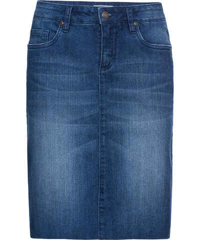 a5e79239d410 Dámske rifľové sukne