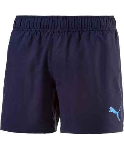 Modré pánské sportovní kraťasy - Glami.cz 1a374b8f6a