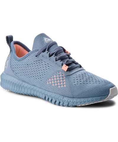 Reebok modré dámské sportovní boty na cvičení - Glami.cz 389dacea86