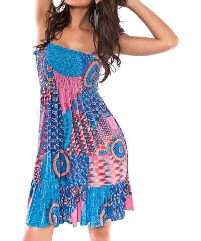 LM moda jarní květované elegantní šaty s dopravou zdarma - Glami.cz ace2ac09f1