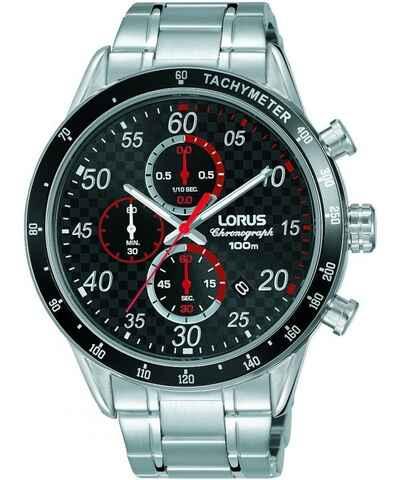 243cef57c36 Lorus černé pánské šperky a hodinky - Glami.cz
