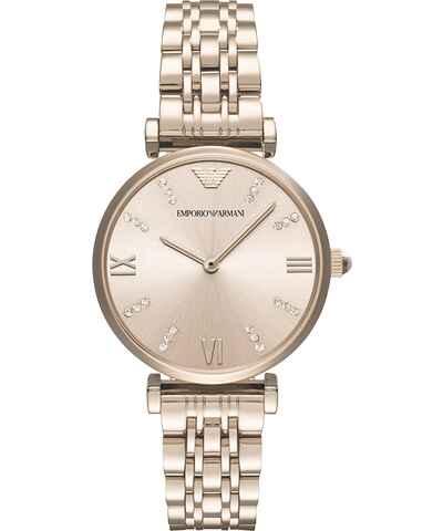 30b8f29d465 Emporio Armani růžové dámské šperky a hodinky - Glami.cz