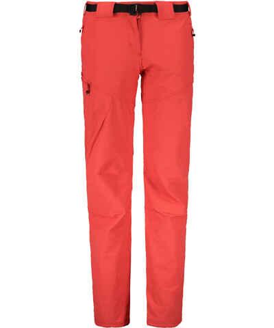 Červené dámské kalhoty outdoorových značek - Glami.cz 5a11833081