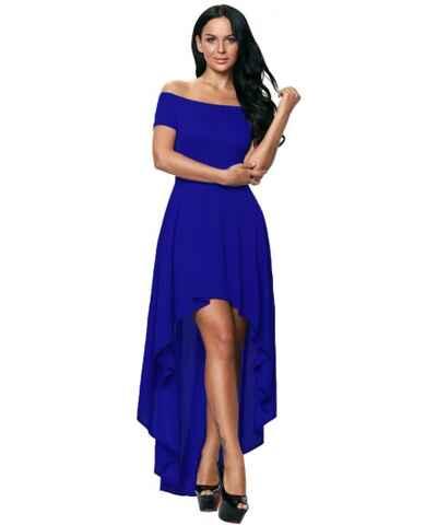 0d6dbe579e47 Modré Koktejlky Šaty z obchodu Selectafashion.com - Glami.sk