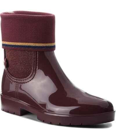 1740dbad1b Kolekcia Tommy Hilfiger Dámske čižmy a členkové topánky z obchodu eobuv.sk