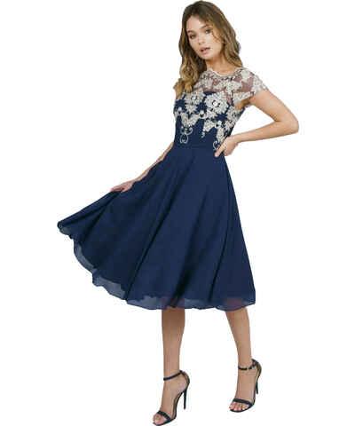 Maturitní midi šaty z obchodu CoolBoutique.cz - Glami.cz 16b1a0e4f92