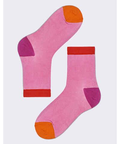 Hysteria růžové ponožky - Glami.cz 7c1a161794