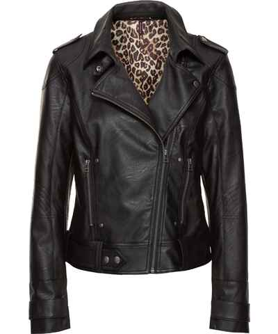 2faab62666 Černé dámské bundy a kabáty