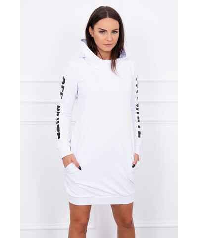 6657015ff8dc Biele Dámske oblečenie s dlhým rukávom