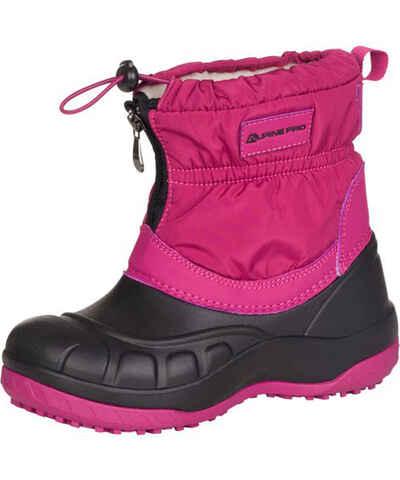 Alpine Pro černé dětské boty - Glami.cz 9aba3f5e3bf