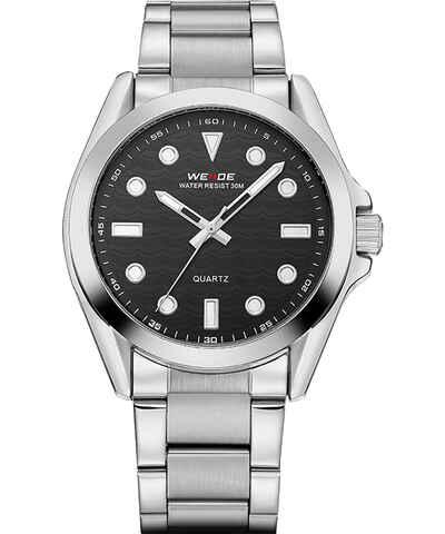 WEIDE šedé hodinky - Glami.cz 1a96da61923