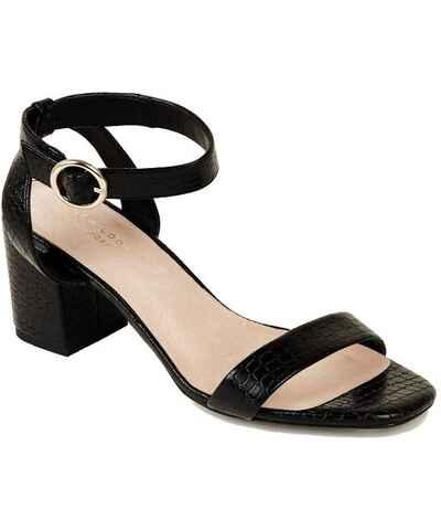 New Look zlevněné dámské sandály na podpatku - Glami.cz 5c86899a25