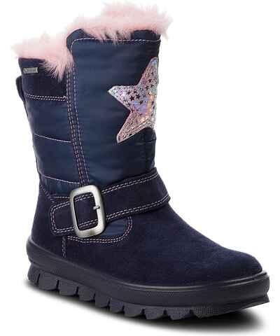 Superfit tmavě modré dětské boty s dopravou zdarma - Glami.cz 1d6047a2b8