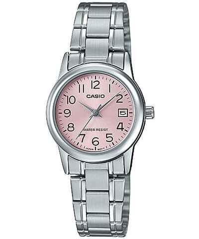 Casio stříbrná dámské šperky a hodinky - Glami.cz 74499996dd