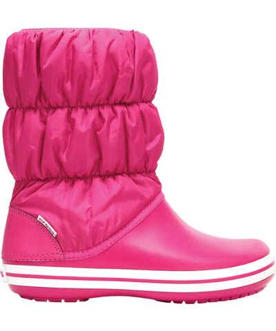 Crocs růžové dámské sněhule - Glami.cz 26b1e4b52c