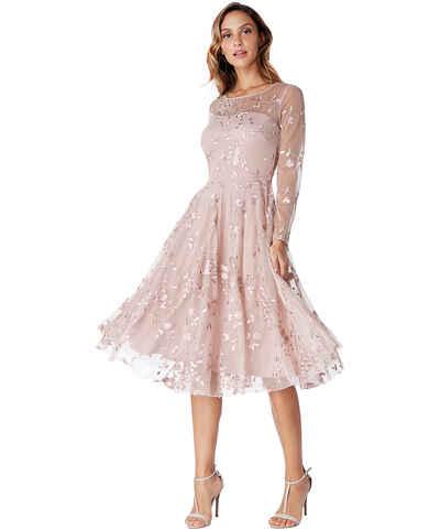 Růžové šaty  710380c807