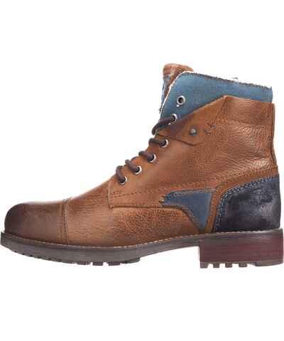 Zimné Pánske topánky Zlacnené nad 10%  64cbff9c3fb