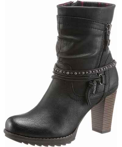 c555d289b Kolekcia Tom Tailor Dámske čižmy a členkové topánky z obchodu Otto.sk -  Glami.sk