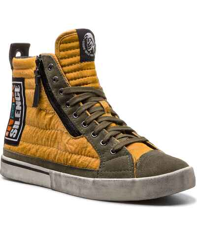 Diesel žluté pánské boty - Glami.cz 20ca7f998d