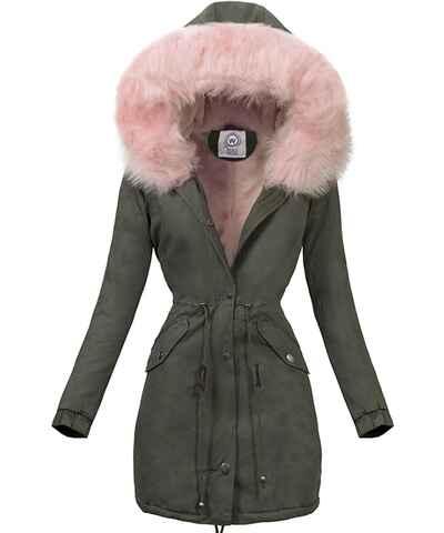 7bd7940519 Fekete Dzsekik és kabátok | 8.700 termék egy helyen - Glami.hu