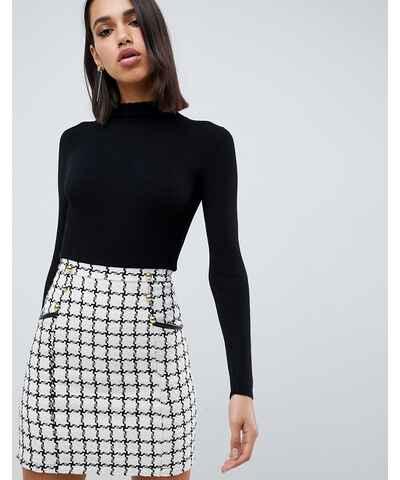 LIPSY černé plesové šaty - Glami.cz b1340c161b0