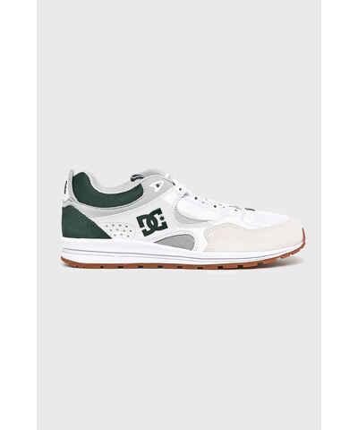 DC Shoes Biele Pánske tenisky - Glami.sk 9d3ac656fd