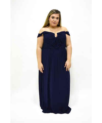 3bf1d3439b5c Plesové šaty s odhalenými rameny z obchodu Luxusni-Shop.cz - Glami.cz