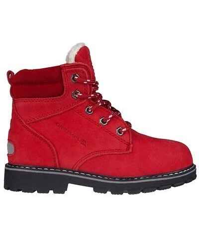 ca186faa2a5b Červené Detské topánky Zlacnené nad 30% z obchodu Bambino.sk - Glami.sk