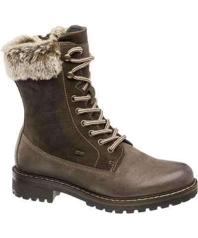 b86528eb7f Zimné Pánske členkové topánky z obchodu Deichmann.sk
